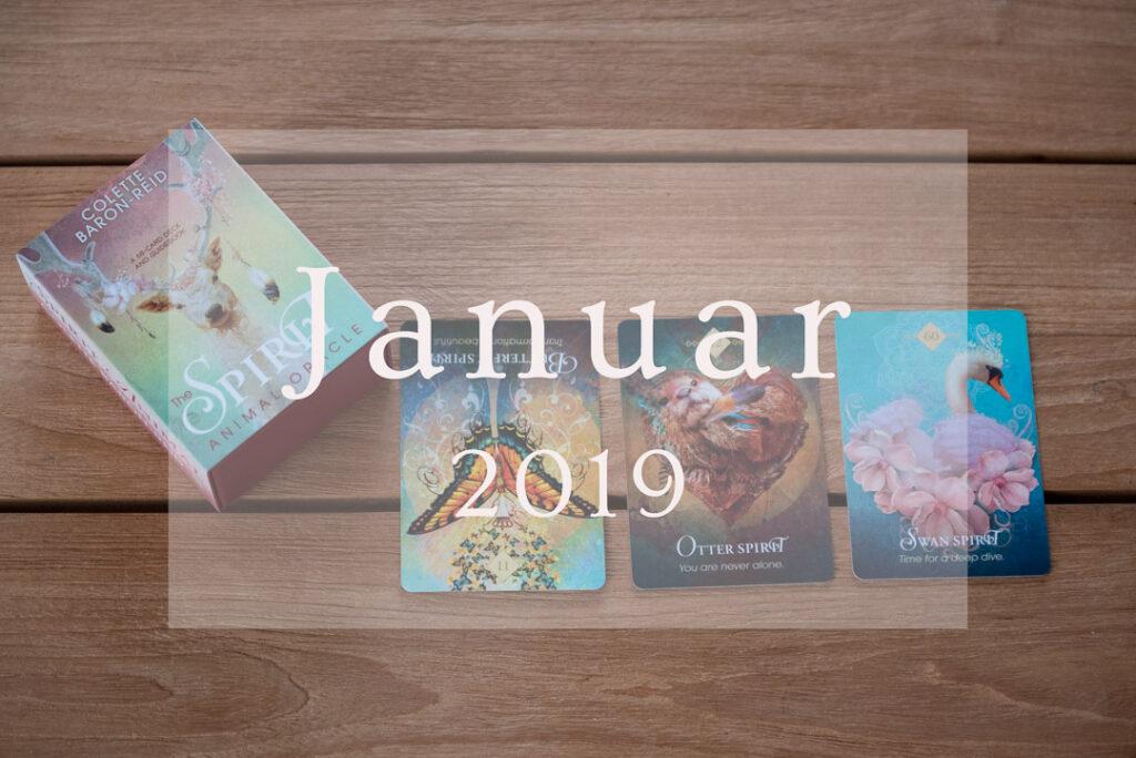 numerologi, tema for januar 2019, hvad skal jeg lære i januar 2019, forudsigelse