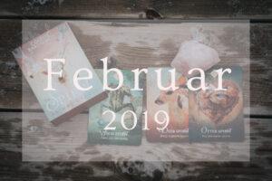 Februar 2019, Hvad kan jeg lære af energien, numerologisk energi, prognose