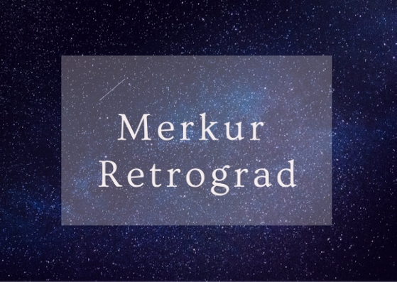 Merkur retrograd betyder at Merkur går baglæns set fra jorden.
