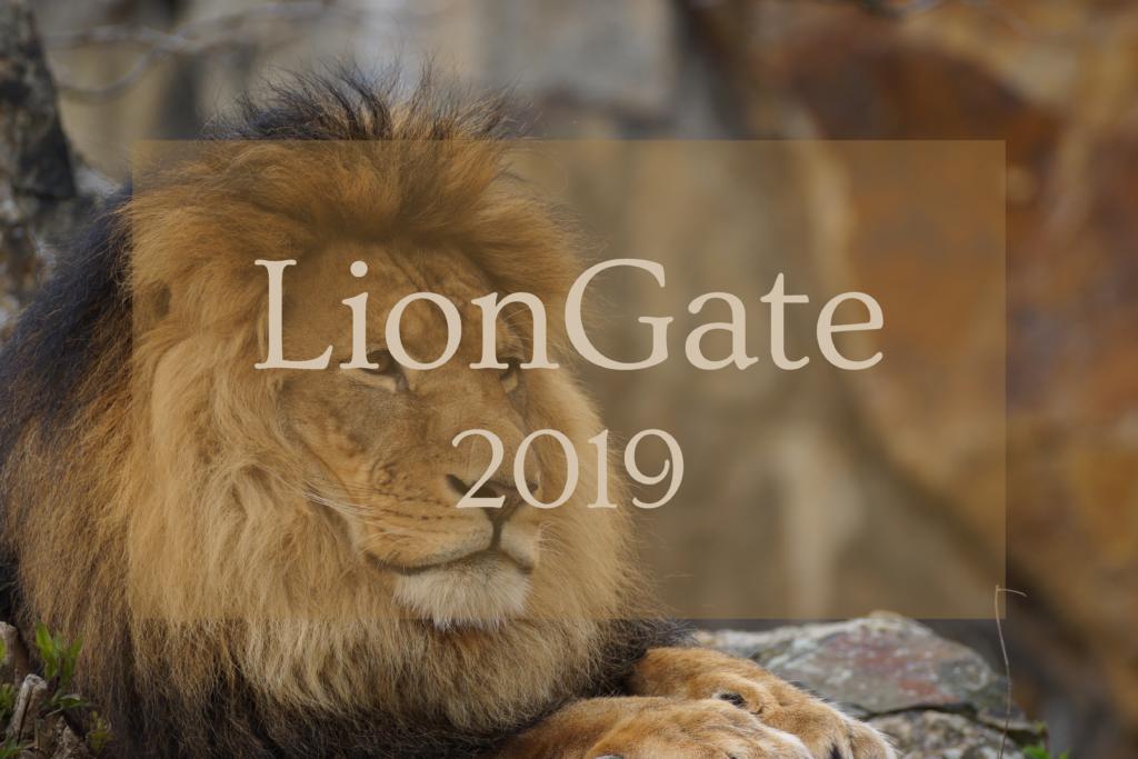 LionGate portal for manifestation