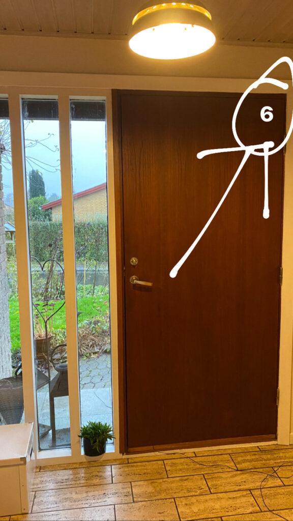 Husnummer, Tal på døren kan ændre energien i et hus